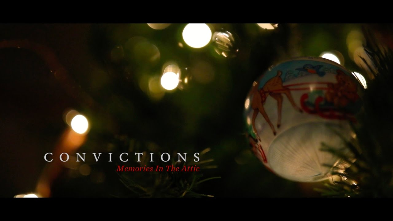 Convictions — Memories In The Attic (Official Music Video)