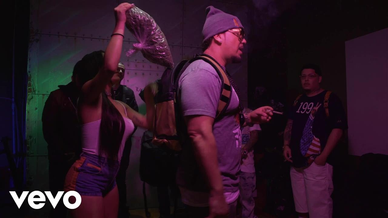 Baby Bash — 2 Ps Inna Backpack (Official Video) ft. Baeza, Lucky Luciano