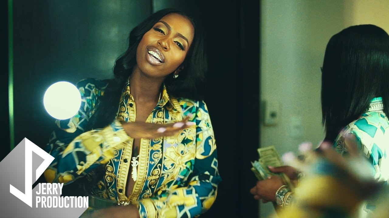 Kash Doll — All The Way Up (Remix) (Official Video) Shot by @JerryPHD