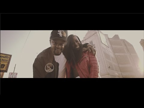 K'Valentine f/ Bj The Chicago Kid — That's Real (Official Video) Shot By @AZaeProduction