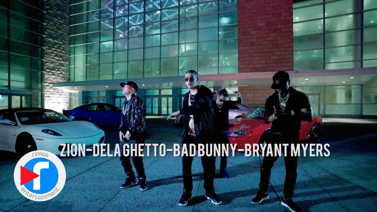 Caile (Video Oficial) — Bad Bunny X Bryant Myers X Zion X De La Ghetto X Revol