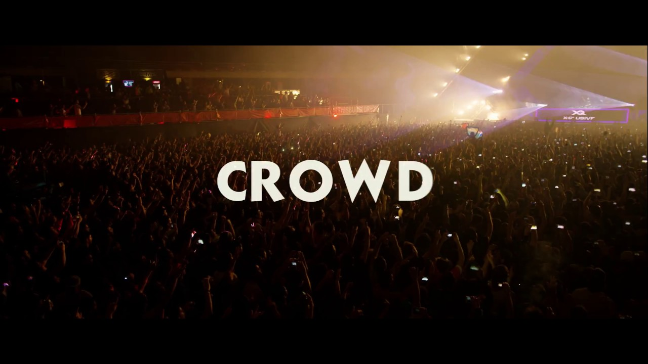 Wildstylez & Villain — Make the Crowd Move (Official Video)