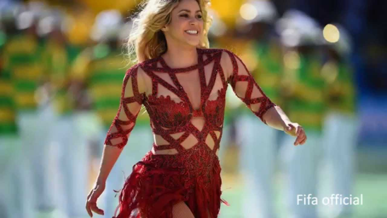 Shakira, Santana, Ivete Sangalo performance World Cup Closing Ceremony FIFA 2014 official HD