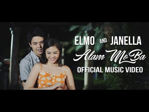 Elmo Magalona and Janella Salvador — Alam Mo Ba (Official Music Video)