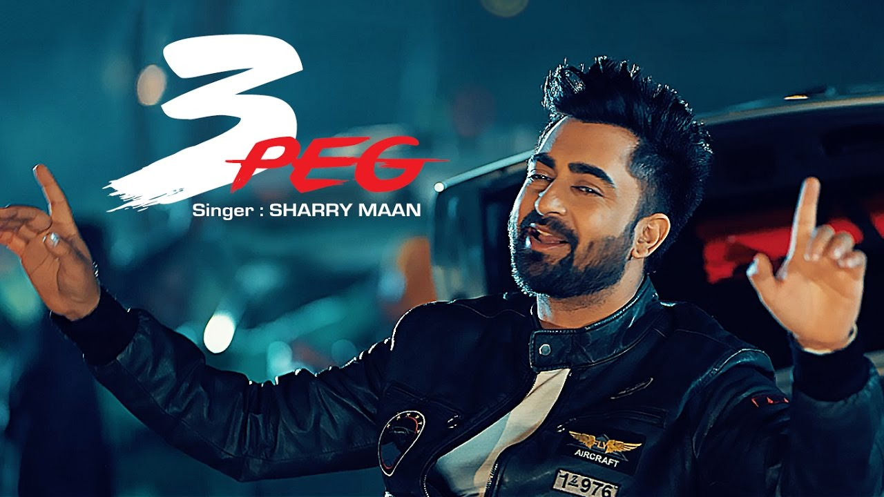 «3 Peg Sharry Mann» (Full Video) | Mista Baaz | Parmish Verma | Latest Punjabi Songs 2016 | T-Series