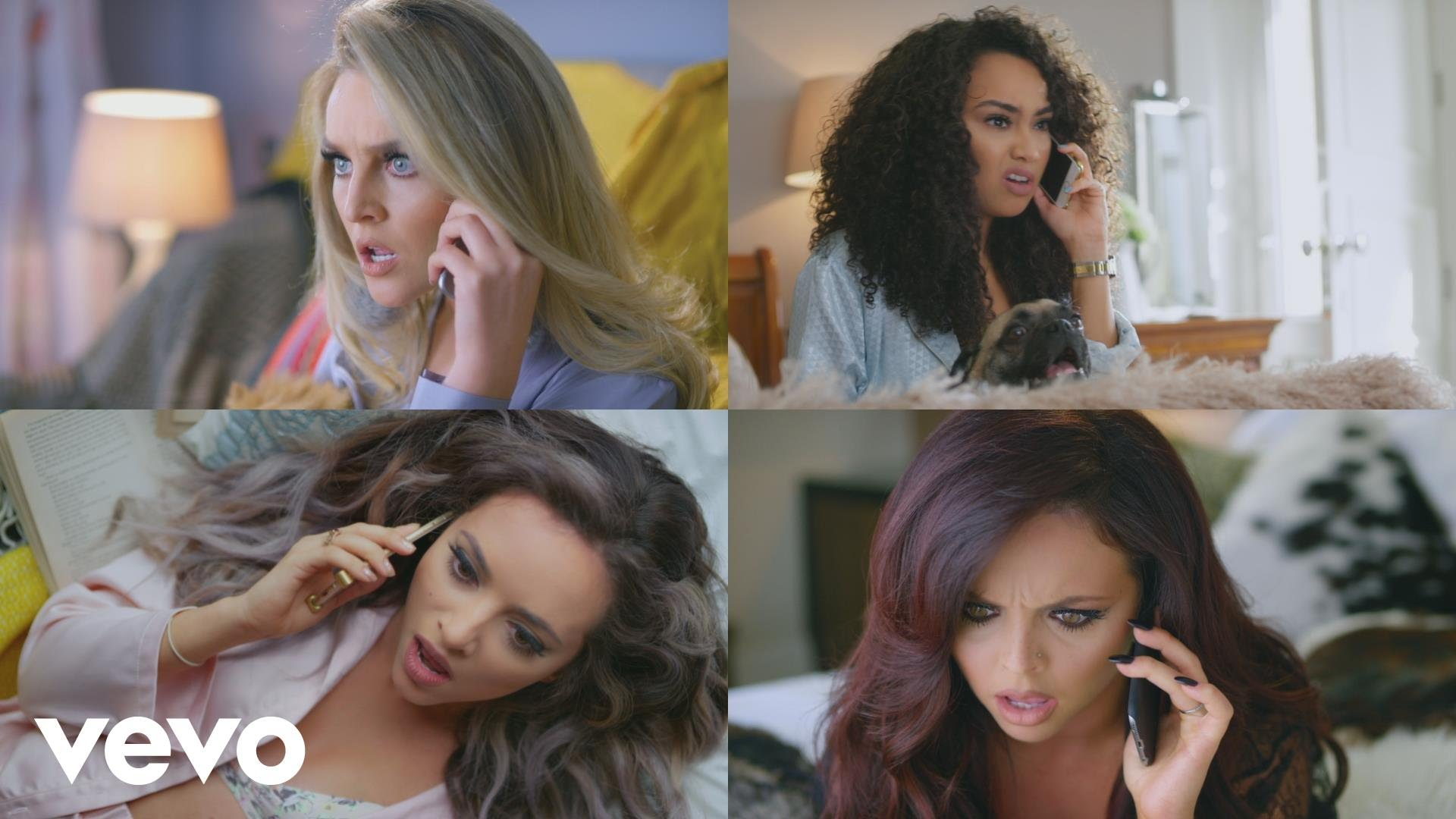 Little Mix — Hair (Official Video) ft. Sean Paul
