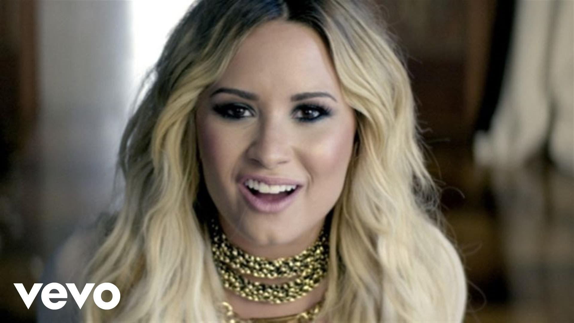 Demi Lovato — Let It Go (from «Frozen») [Official]