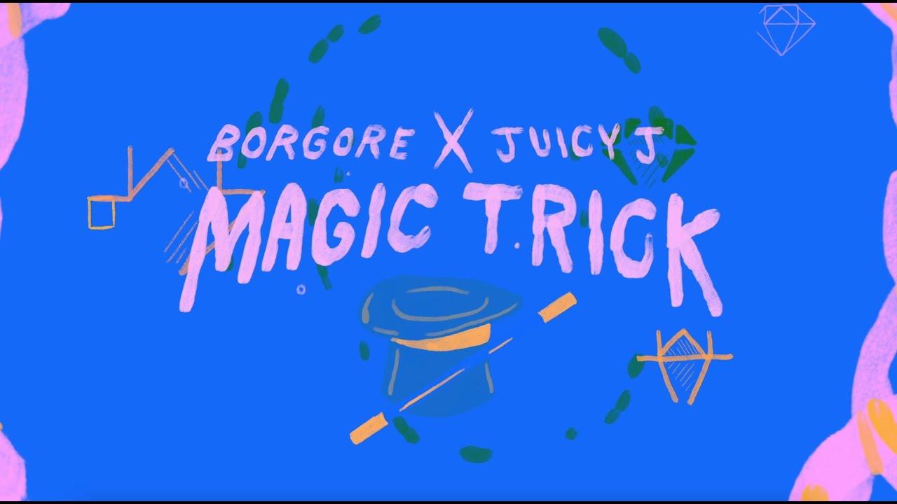 Borgore feat. Juicy J — Magic Trick (Official Video)