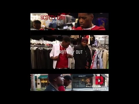 Scotty Cain- First Day Out🔥(Official Video)