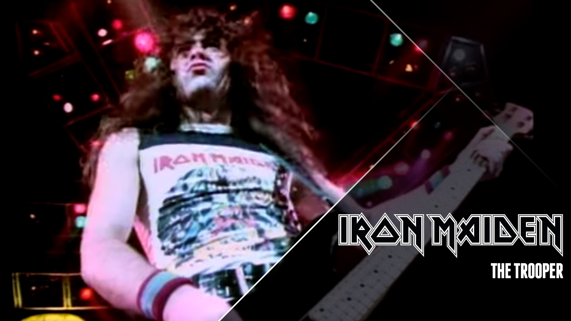 Iron Maiden — The Trooper (Official Video)