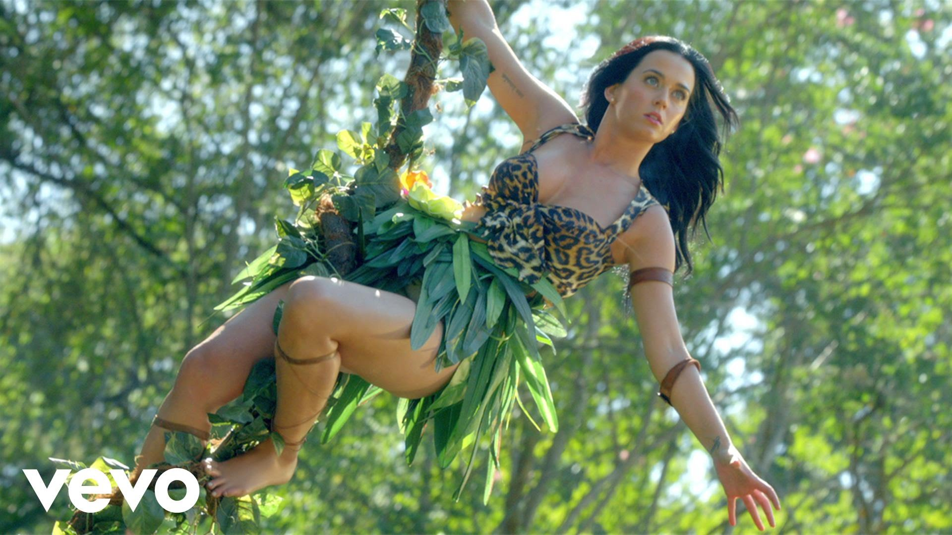 Katy Perry — Roar (Official)