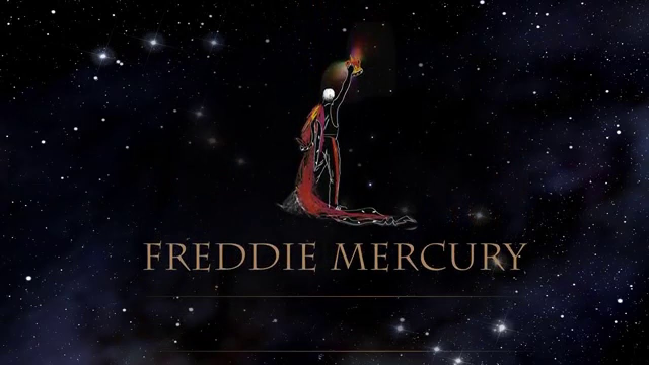 Freddie Mercury — Love Kills (Official Lyric Video)