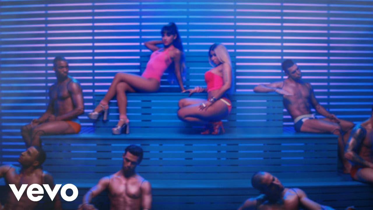Ariana Grande — Side To Side ft. Nicki Minaj