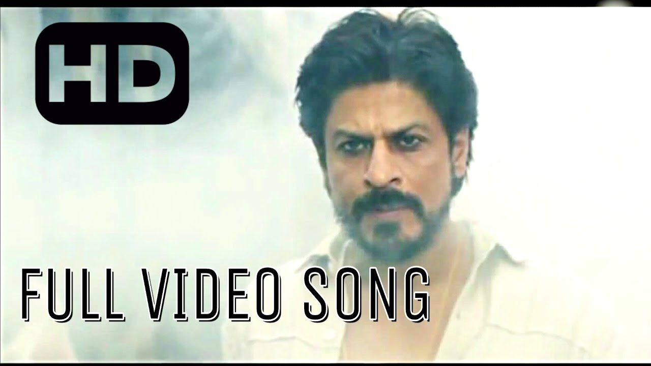 Mere Rashke Qamar — RAEES 2017 «OFFICIAL VIDEO SONG | Shah Rukh Khan, Mahira Khan