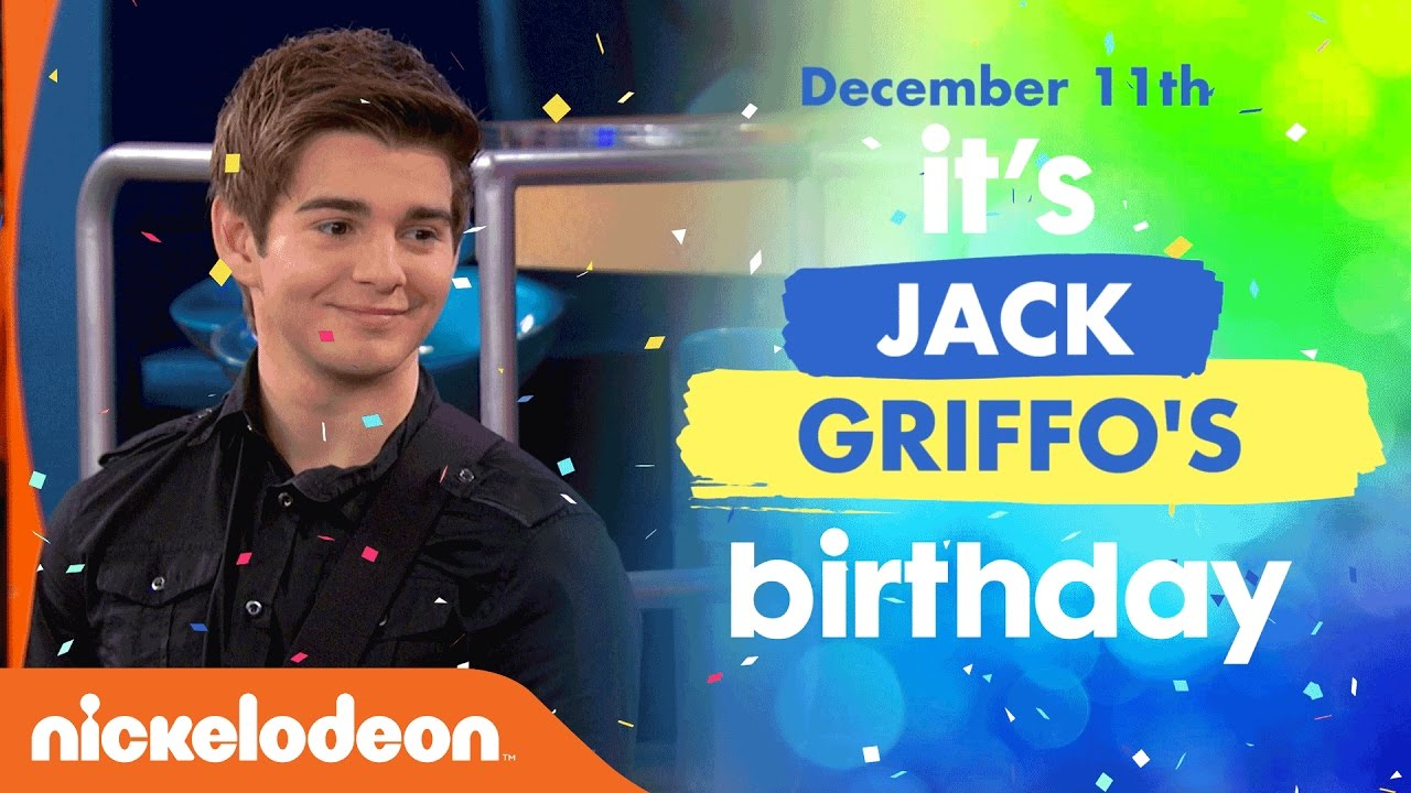 The Thundermans | Happy Birthday, Jack Griffo! Official Tribute Music Video | Nick