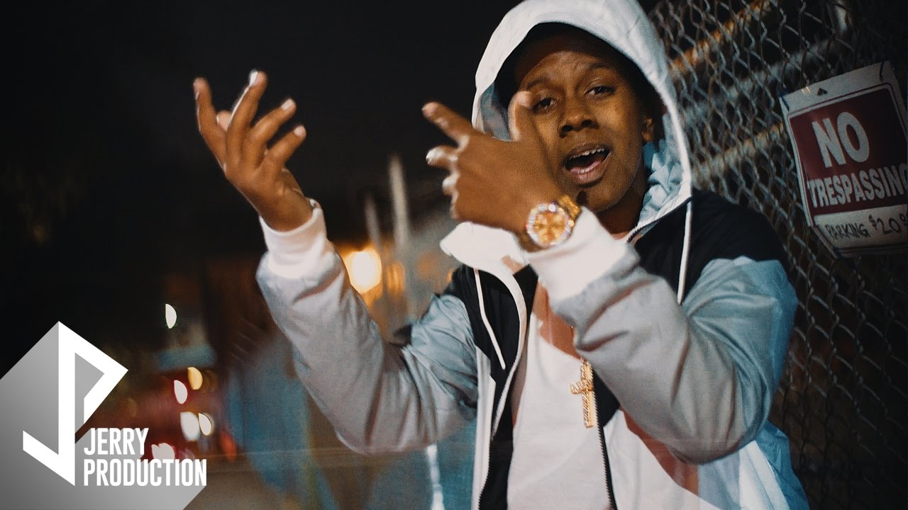 Lil Lonnie — Time Zone ft. Money Man & Parkway Man (Official Video) Shot by @JerryPHD