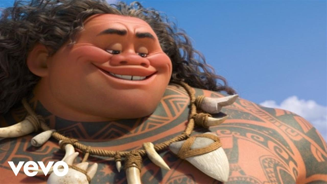 Dwayne Johnson — You're Welcome (From «Moana»)