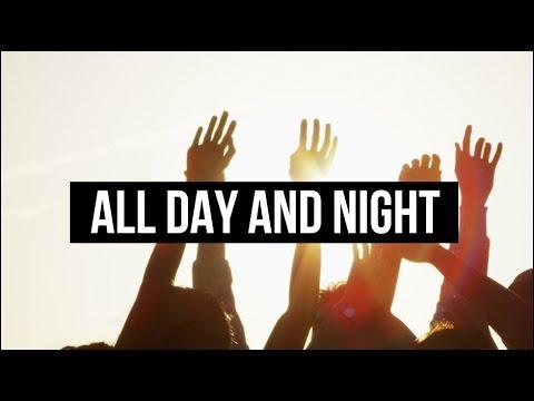Johnny Orlando & Mackenzie Ziegler — Day And Night (Official Lyric Video)