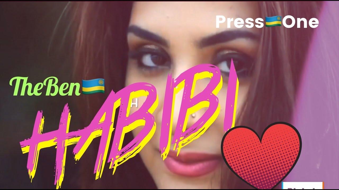 Habibi — The Ben (Official Lyrics Video)