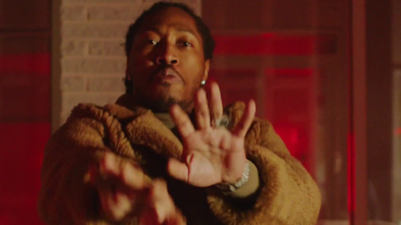 Future — That's A Check ft. Rick Ross (Official Video)