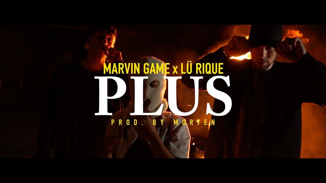 MARVIN GAME — PLUS (FEAT. LÜ RIQUE) (prod. by morten) (OFFICIAL VIDEO)