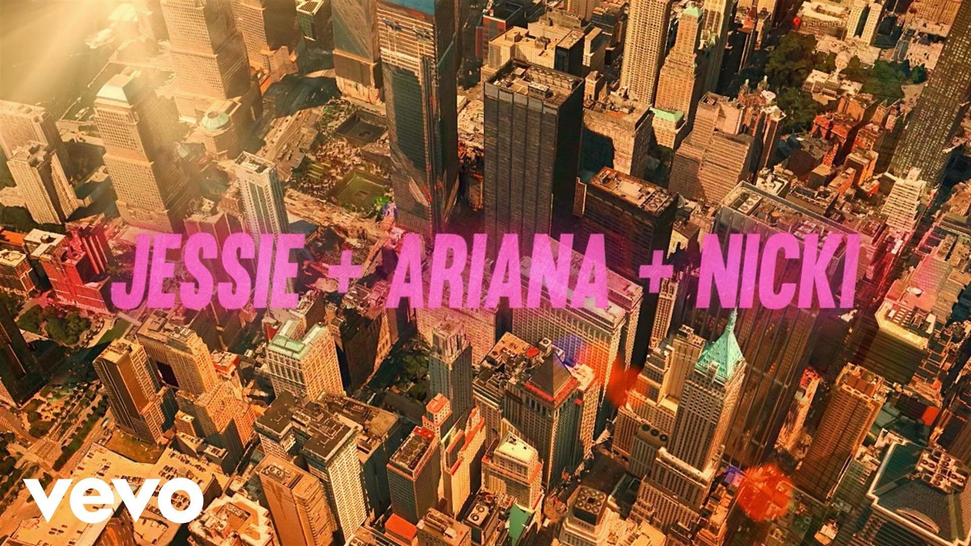 Jessie J, Ariana Grande, Nicki Minaj — Bang Bang ft. Ariana Grande, Nicki Minaj