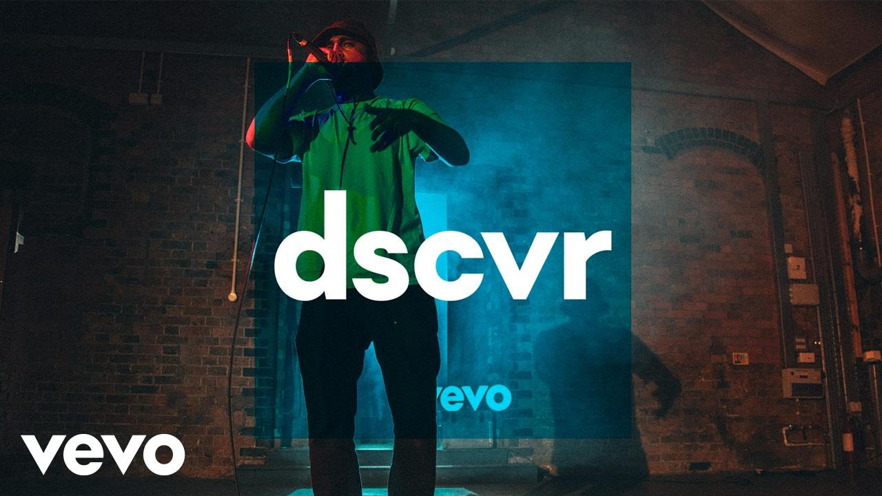 Jammz — Serious Issues — Vevo dscvr (Live) — YouTube
