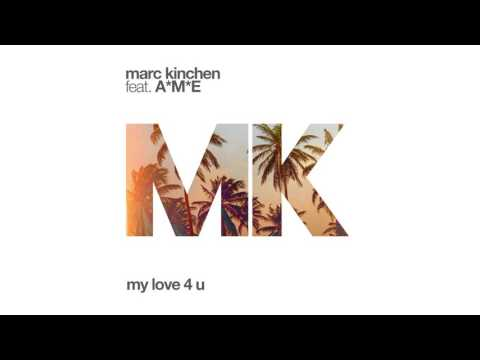 MK — My Love 4 U feat. A*M*E (Cover Art Teaser)