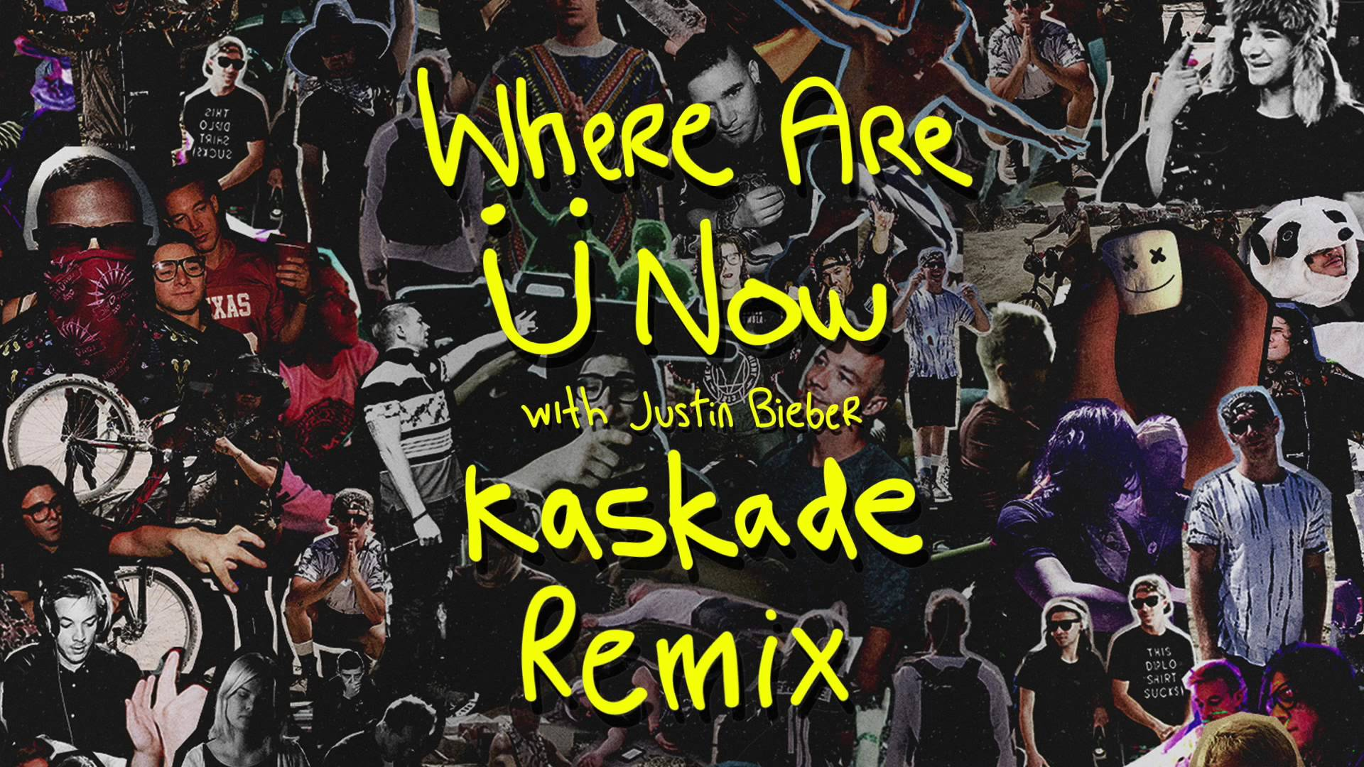 Where Are Ü Now (with Justin Bieber) [Kaskade Remix]