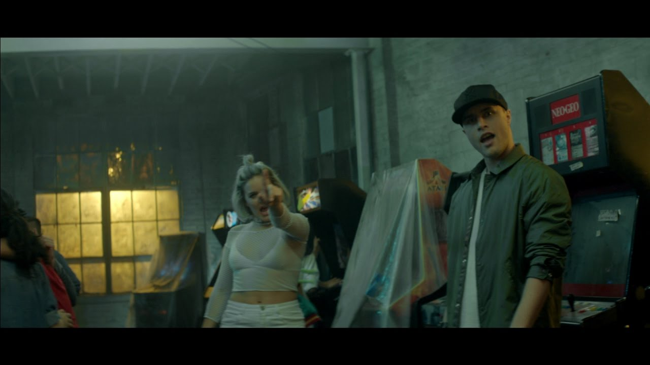 Illy — Catch 22 feat. Anne-Marie (Official Video)