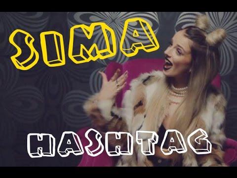 SIMA — HASHTAG (prod. Tomáš Gajlík)  OFFICIAL VIDEO 