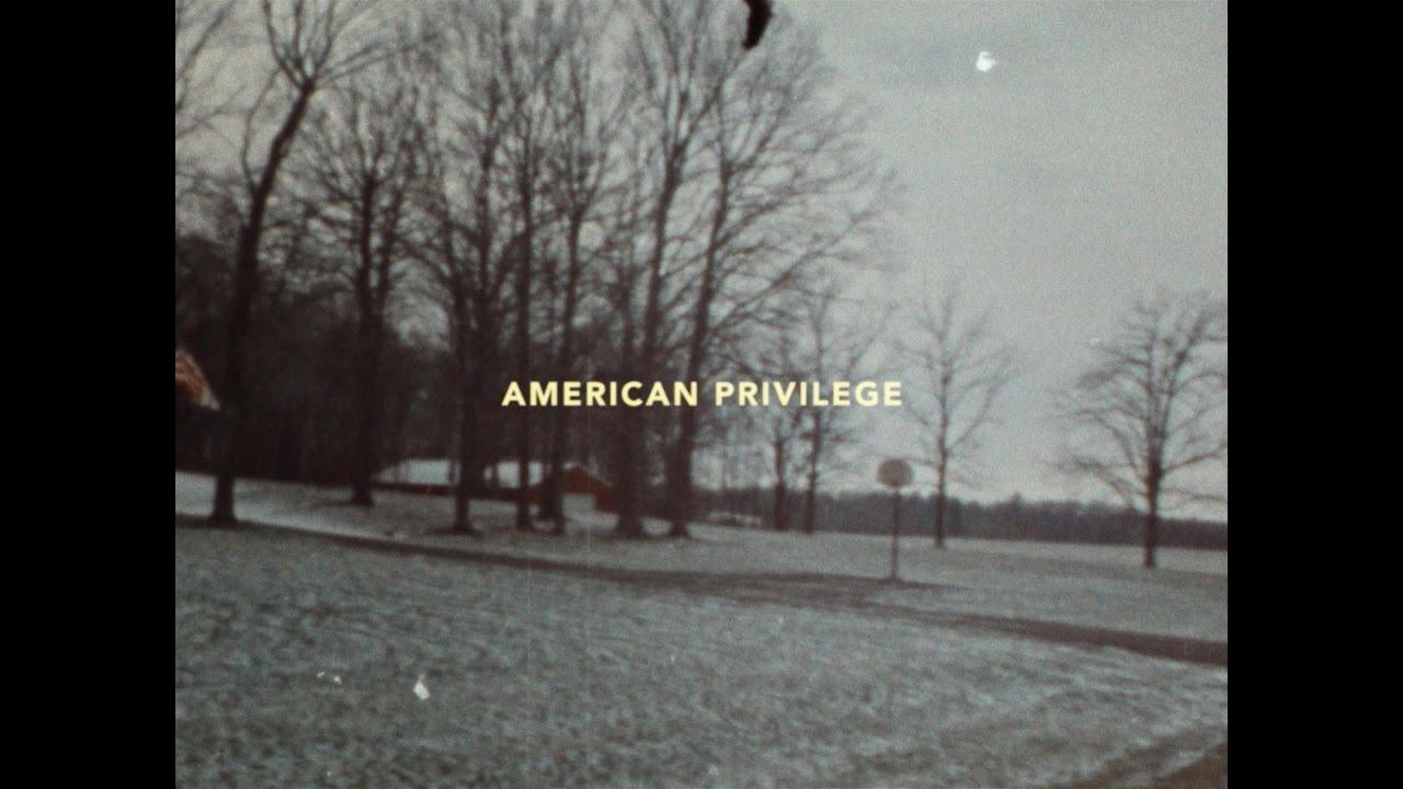 ALLEN STONE // AMERICAN PRIVILEGE // OFFICIAL VIDEO