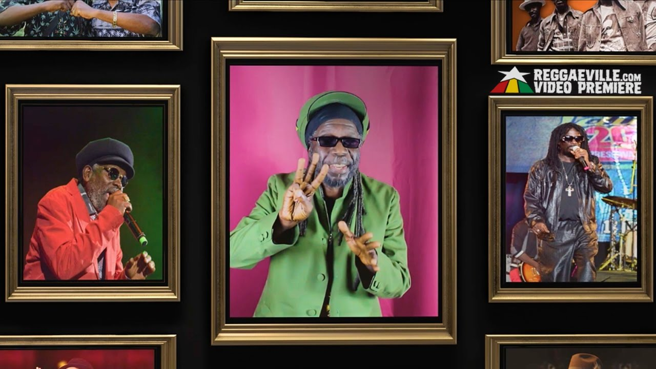 Macka B — Legendary Reggae Icon [Official Video 2016]