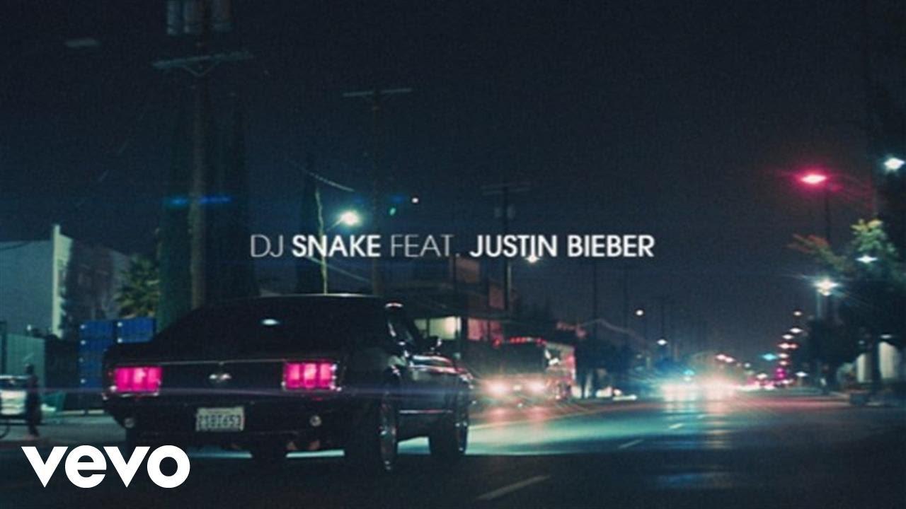 DJ Snake — Let Me Love You ft. Justin Bieber