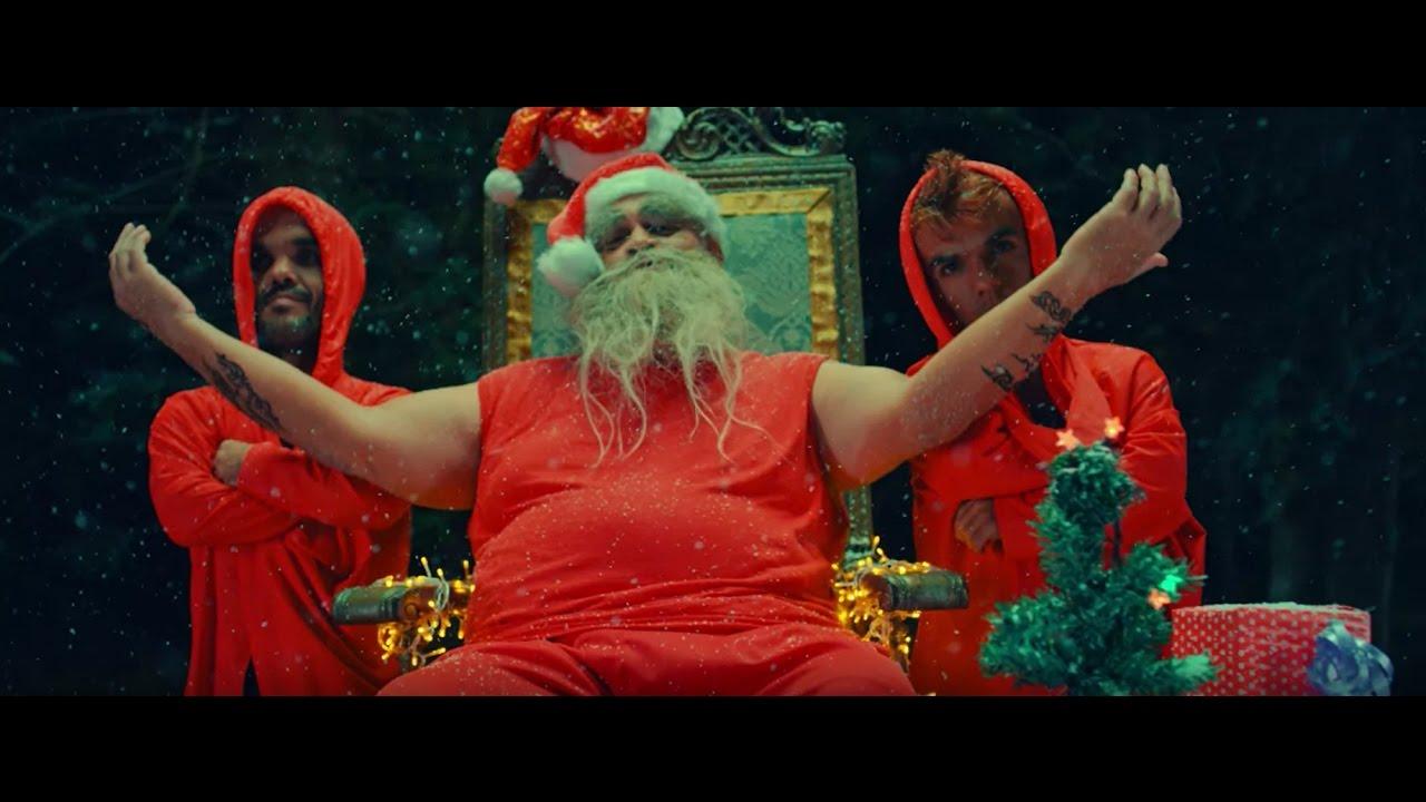 Yomil y el Dany — Felicidades Santa (Official video)