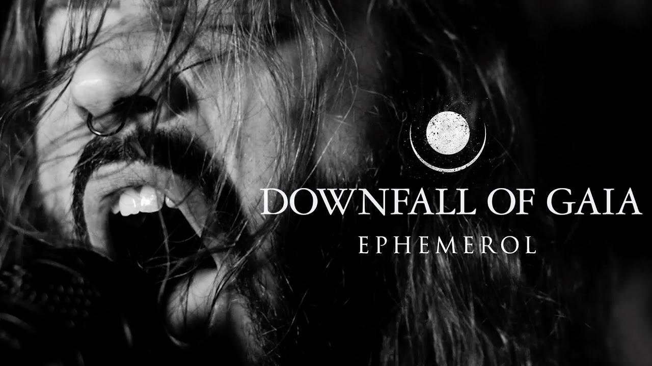 Downfall of Gaia «Ephemerol» (OFFICIAL VIDEO)