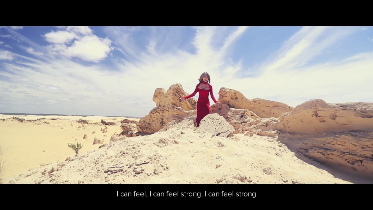 Jessie Chung — Be Strong (Official Video) with Subtitles 鍾潔希 钟洁希 英語歌曲 Be Strong 堅強 官方高畫質 完整MV»