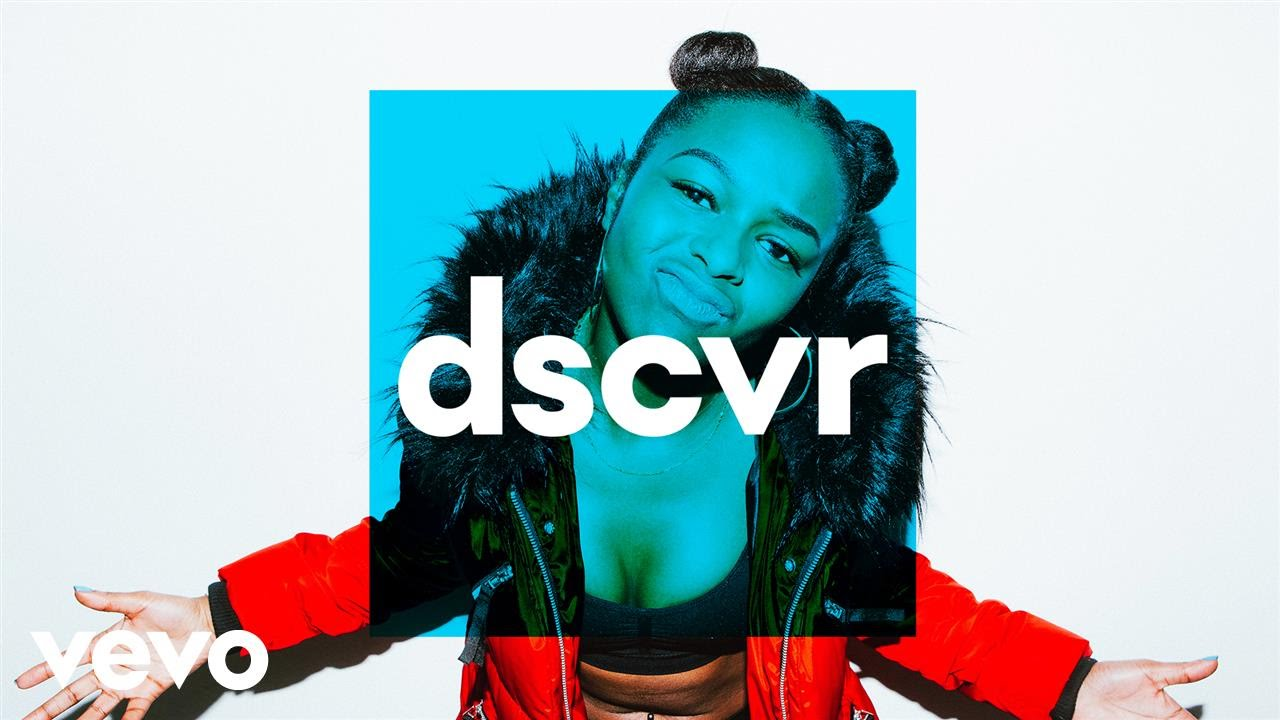 Nadia Rose — Puddy Cat (Live) — dscvr ONES TO WATCH 2017