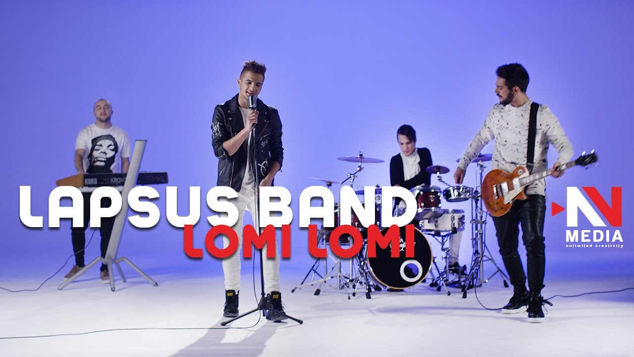 Lapsus Band — Lomi Lomi (Official video 2016)
