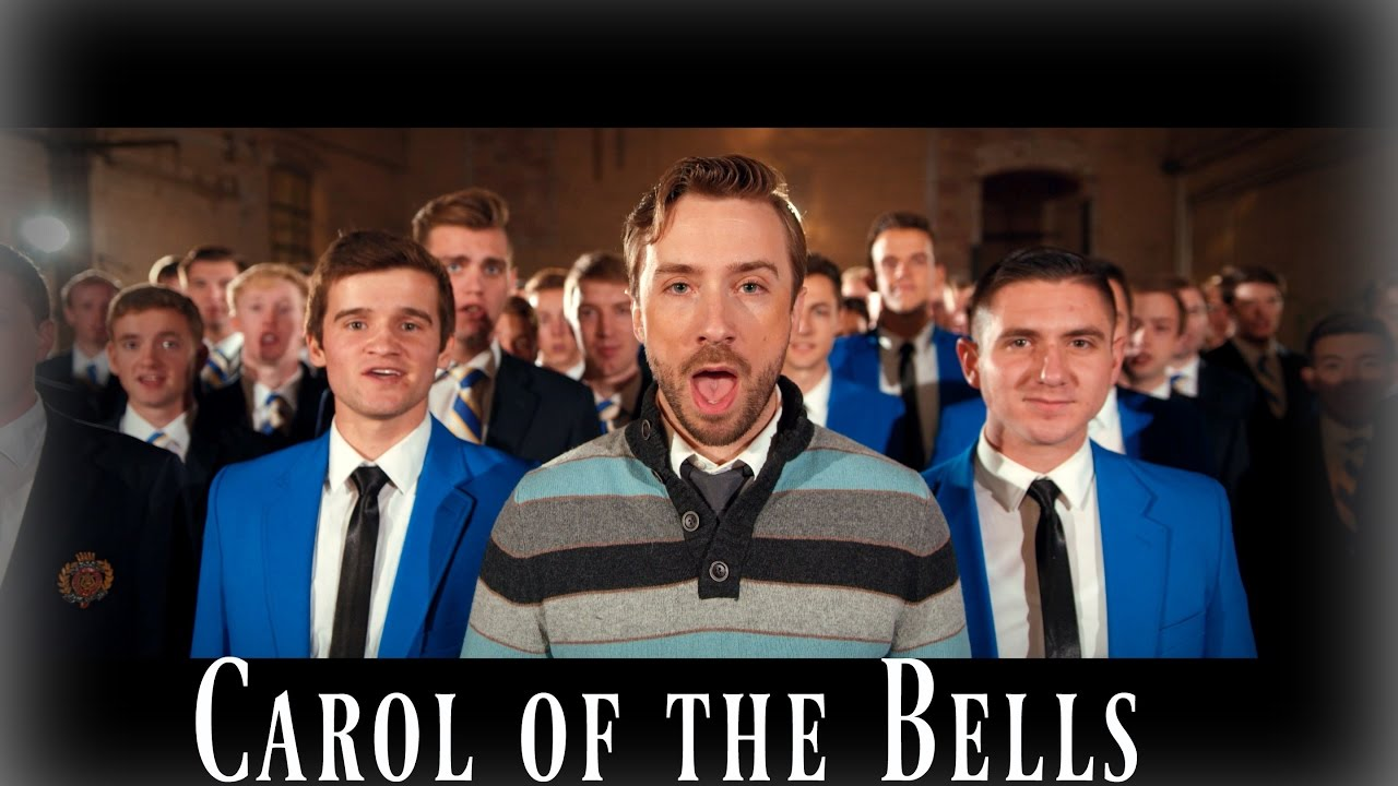 [Official Video] Carol of the Bells — Peter Hollens & Friends