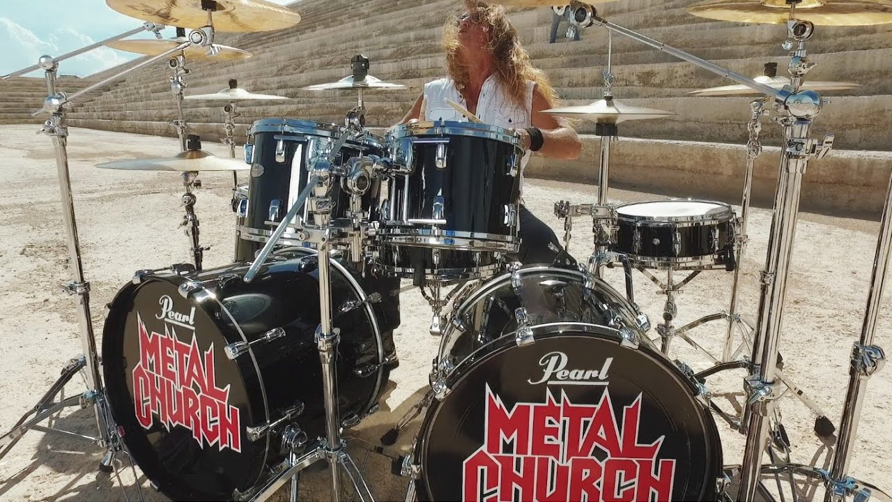 METAL CHURCH «NEEDLE AND SUTURE» OFFICIAL VIDEO