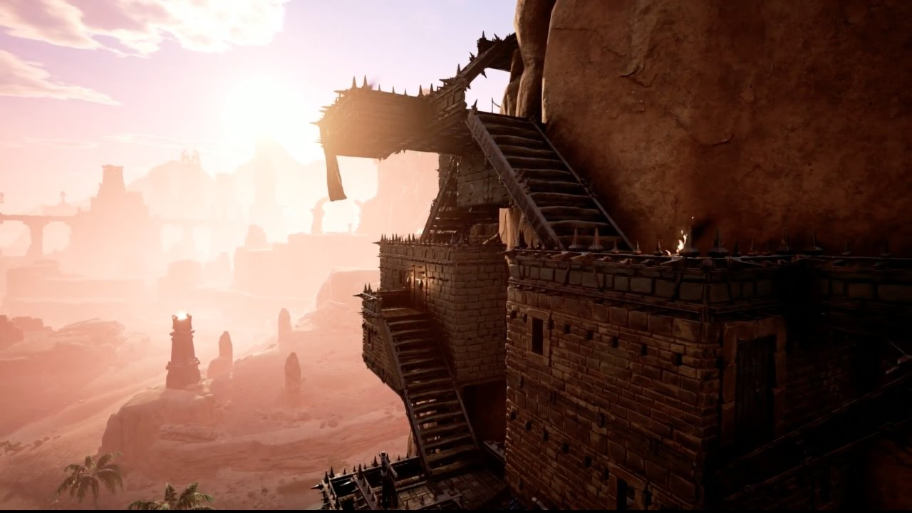 Conan Exiles — Build in the World of Conan Official Video