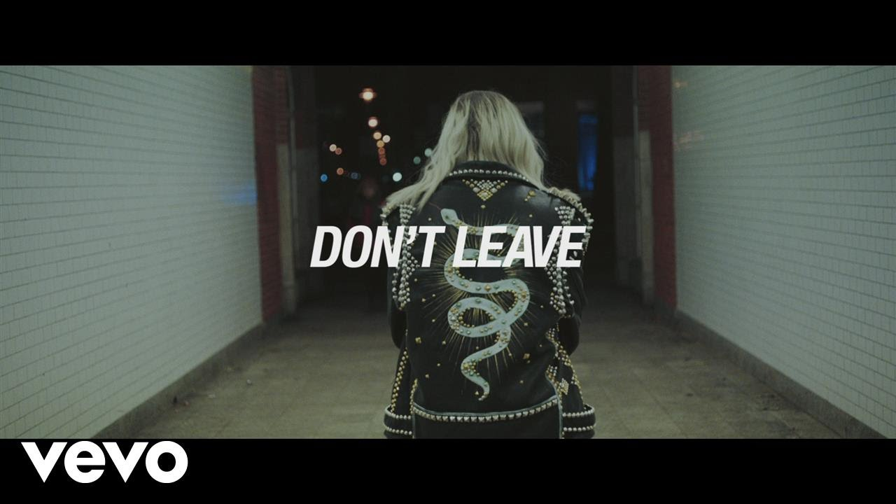 Snakehips, MØ — Don't Leave (Official Video)