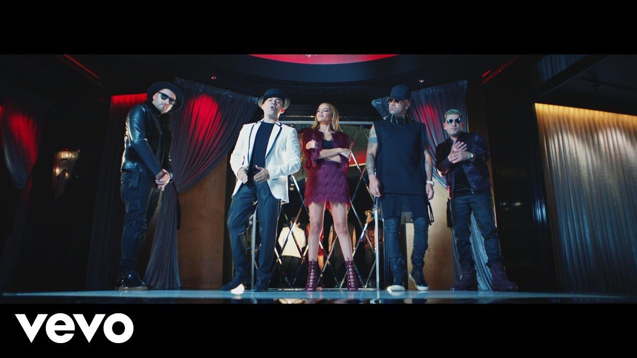 Play-N-Skillz — Si Una Vez (If I Once)[Official Video] ft. Wisin, Frankie J, Leslie Grace
