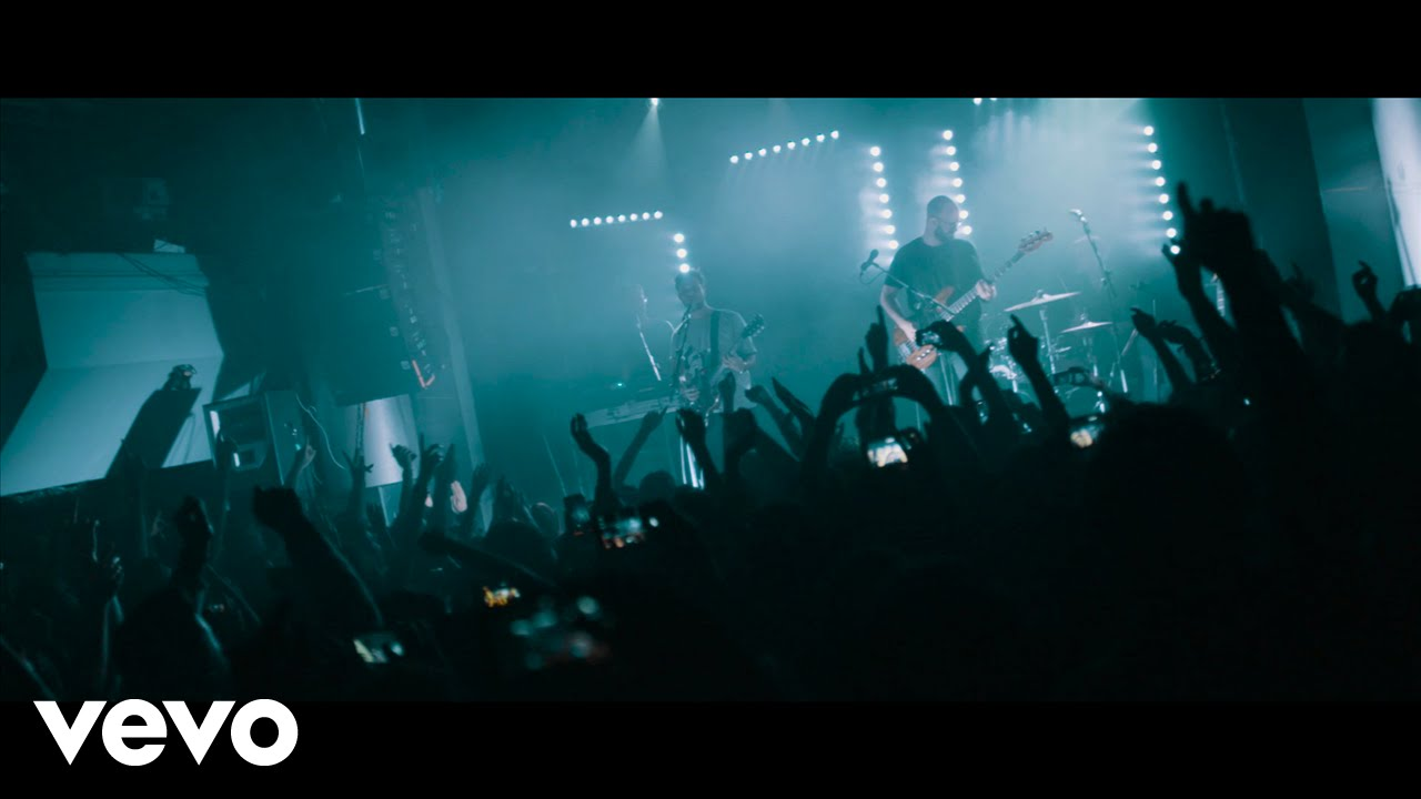 White Lies — Don't Want to Feel It All (Official Video)