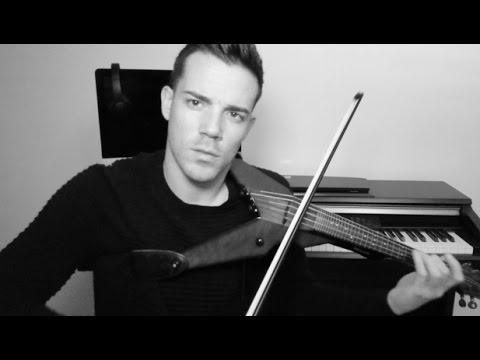 Alan Walker — ALONE (Violin Cover by Robert Mendoza) [OFFICIAL VIDEO]