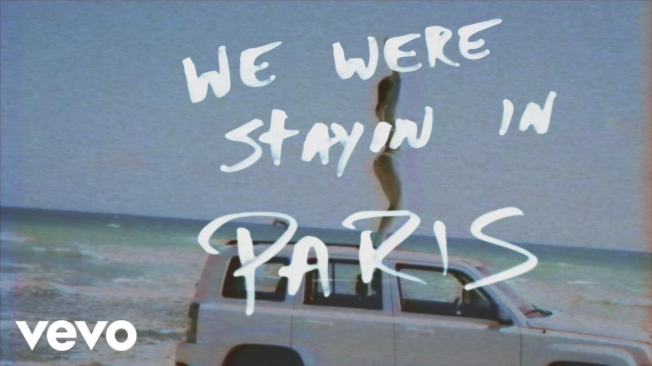 The Chainsmokers — Paris (Lyric)