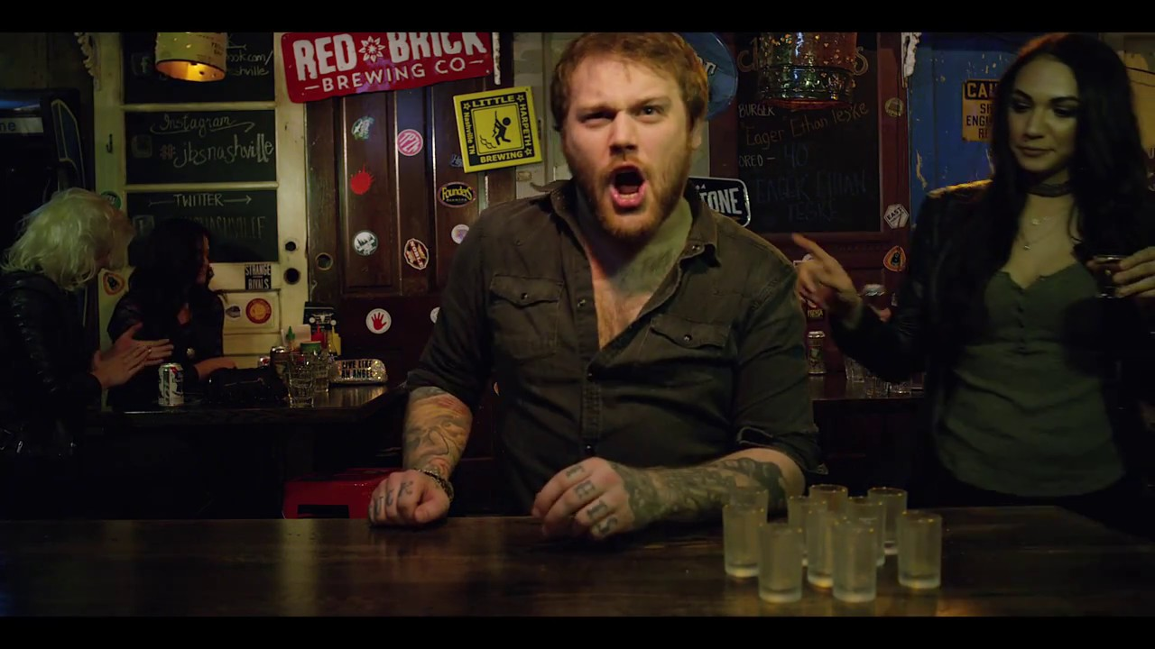 Danny Worsnop — Don't Overdrink It [OFFICIAL VIDEO]