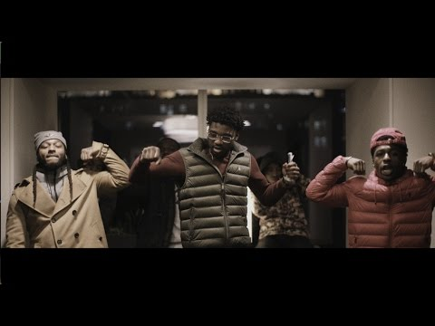 Montana Of 300 x Jalyn Sanders x No Fatigue — Stylin' (Official Video) Shot By @AZaeProduction
