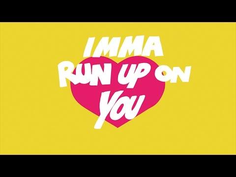 Major Lazer — Run Up (feat. PARTYNEXTDOOR & Nicki Minaj) (Official Lyric Video)